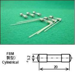 画像1: FBM 250V 125mA(RM) (一袋10個入り)