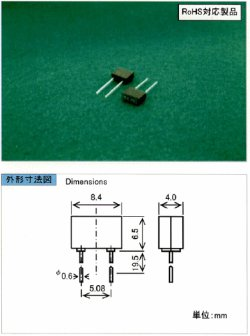 画像1: SLT 250V 500mA (一袋10個入り)